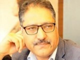 Shujaat Bukhari was the editor-in-chief of English daily Rising Kashmir published from Srinagar. PHOTO: TWITTER/ SHUJAAT BUKHARI