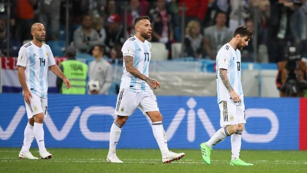 Jorge Sampaoli sack: Argentina manager to go as Mascherano demands change