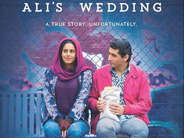 Based on real-life story of Muslim immigrants, Ali's Wedding hits