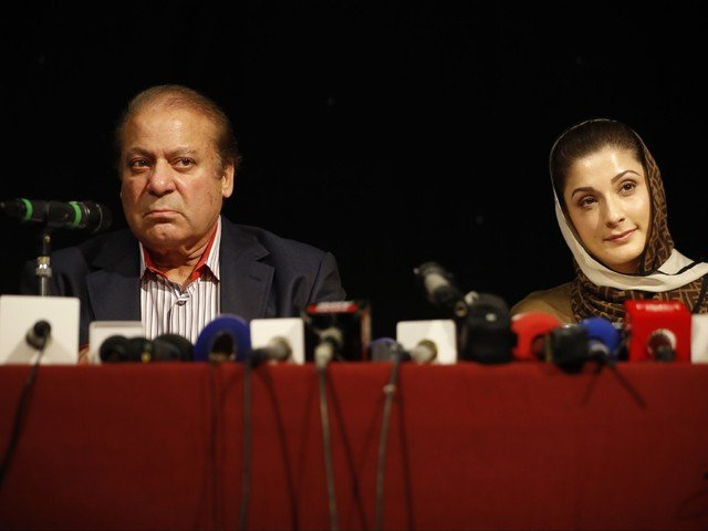 Sharif family's lawyers to appeal against Avenfield verdict on Monday