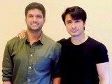I was awestruck by Ali Zafar's humility and kindness when I met and interviewed him in Islamabad. PHOTO: HAIDER RIFAAT
