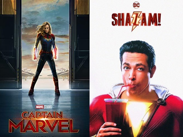Captain Marvel May Be The Superhero To End All Superheroes But Shazam Is Clear Winner