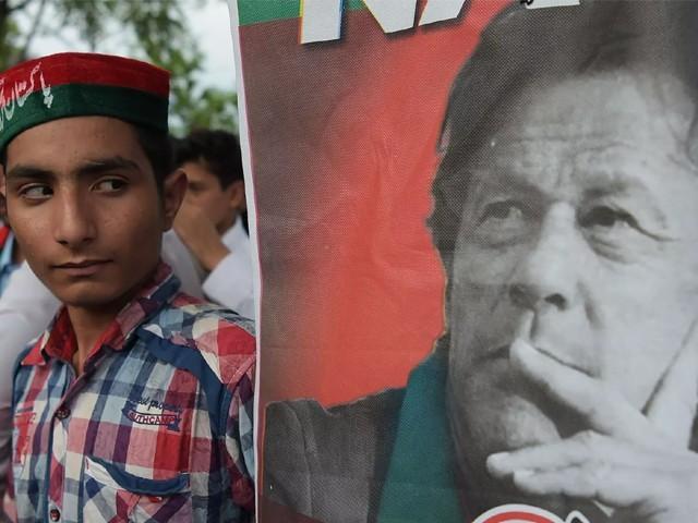 Naya Pakistan' – PTI's best-selling joke – The Express Tribune Blog