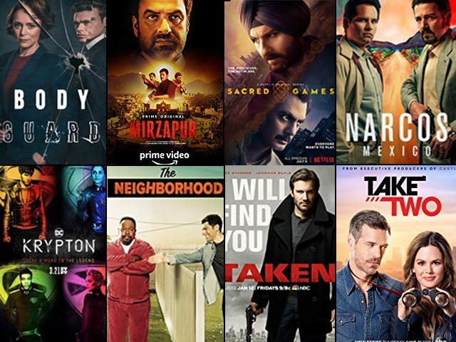 We Tv Shows 2018