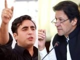 Bilawal, the groomed and the innocent, unleashing the art of using the truth to tell a lie, mentioned 'human rights' and 'freedom of movement' in his reply to Imran's tweet.