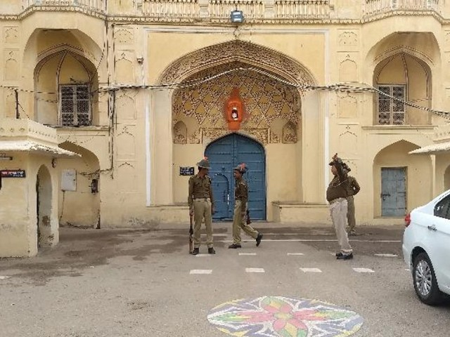 According to Jaipur Central Jail's official, Shakirullah got into a quarrel with his inmates and as a result was beaten to death. PHOTO: INDIA TODAY