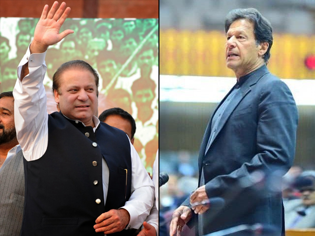 Alive on a political ventilator, can the PTI government really gamble with Nawaz's life?