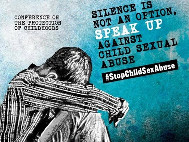 On display was the lack of skilled approach, and absent training which is required to deal with victims of sexual abuse, especially children. PHOTO: POSITIVE PAKISTAN
