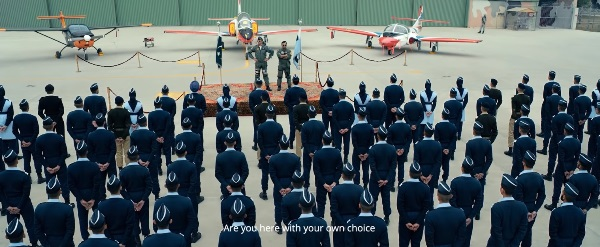 Patriotism, pride and the Pakistan Air Force – Sherdil is