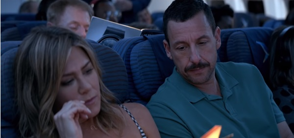 Can Adam Sandler and Jennifer Aniston's comedic chemistry save