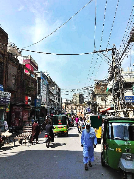Rawalpindi: A chaotic labyrinth, caught between heritage and