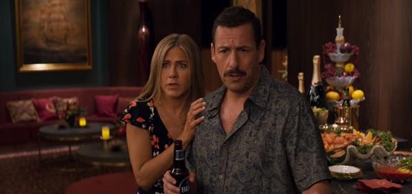 Can Adam Sandler and Jennifer Aniston's comedic chemistry