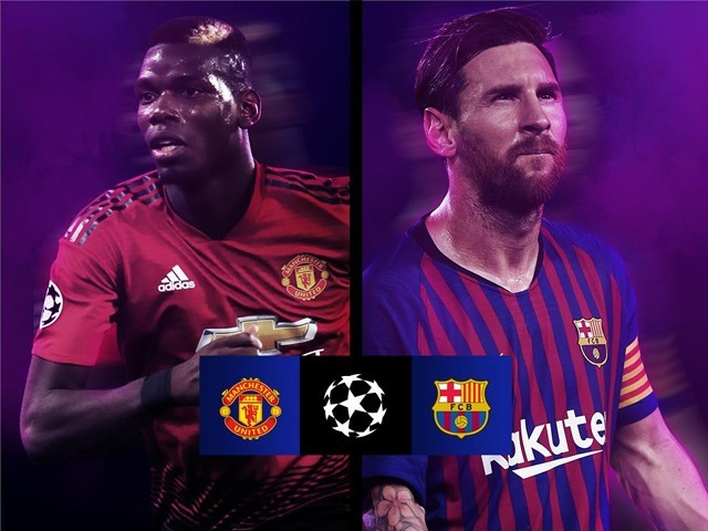 3ac45b531d6 ManUtd vs Barcelona  The Red Devils may be making a comeback