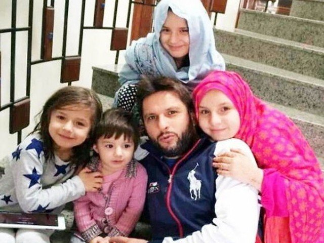 An open letter to conservative father and cricket icon Shahid Afridi