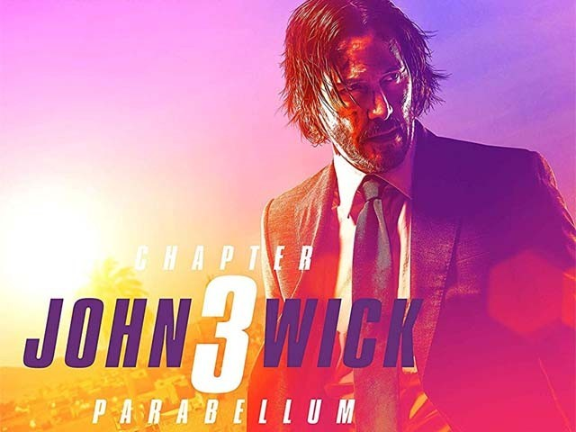 Save the date! John Wick 4 coming in 2021!