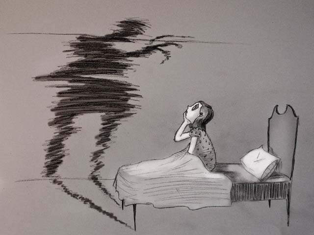 sleep paralysis – The Express Tribune Blog