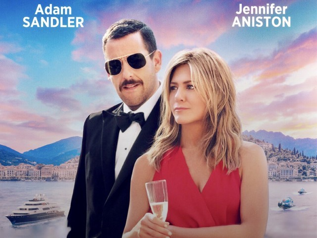 Jennifer Aniston and Adam Sandler's New Comedy 'Murder Mystery' Breaks Netflix Record