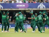 The Men in Green registered a 49-run win at the Lord's against the Proteas. PHOTO: REUTERS