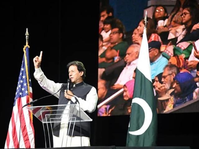 Imran Khan wins America – The Express Tribune Blog