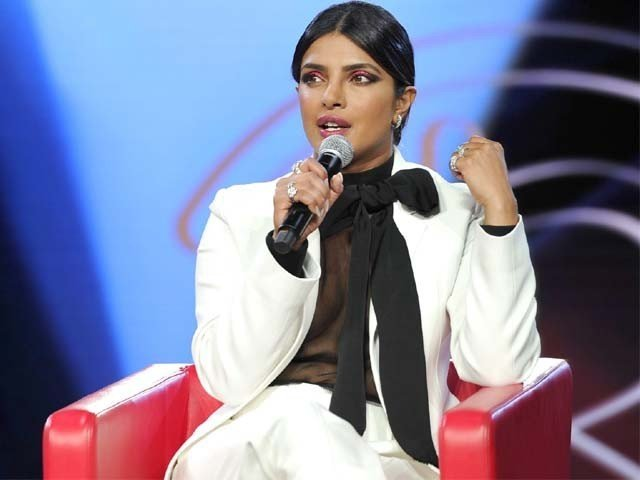 Priyanka Chopra attends Beautycon Festival Los Angeles 2019. PHOTO: GETTY