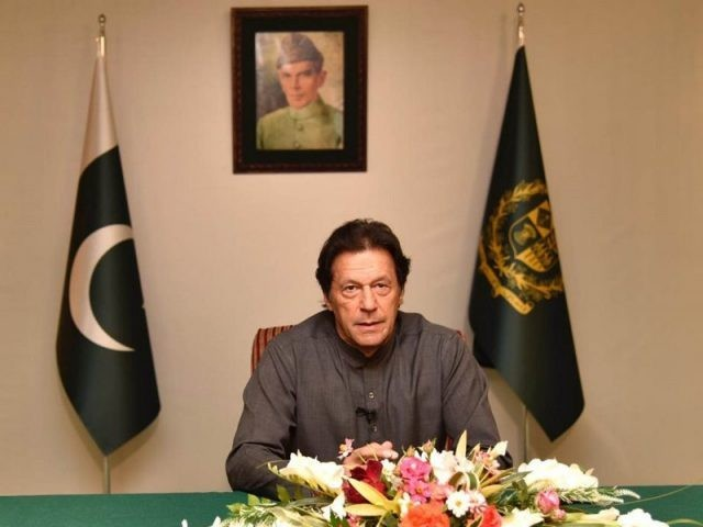 PM Imran Khan has repeatedly claimed that justice and accountability are the core pillars of the welfare state he intends to establish. PHOTO COURTESY: PM HOUSE