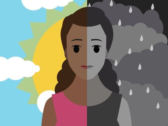 Bipolar disorder is characterised by shifts in moods that are too overwhelming for the one experiencing them. PHOTO: TWITTER/GENOMICSJ