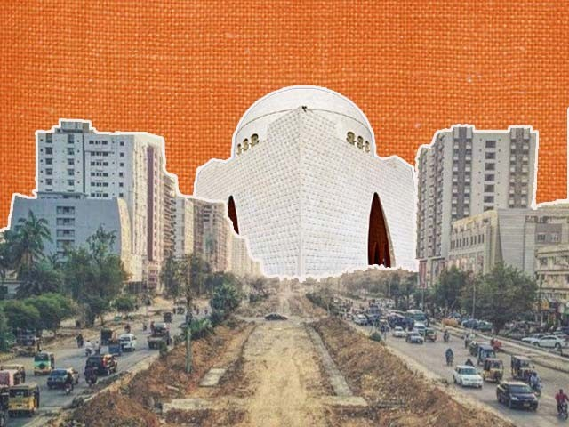 The crumbling infrastructure of Karachi is increasingly ill-equipped to handle an uncontrollable influx of people.
