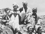 Pakistani Pashtuns pictured in 1952. PHOTO: GETTY