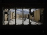 View from inside a Pakistani jail cell. PHOTO REUTERS
