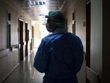 A doctor pictured in a hospital. PHOTO: AFP