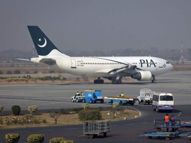 On January 20, 2017, PIA flight PK-743 forced seven paying customers to stand for a three-hour journey after overselling tickets. PHOTO: REUTERS